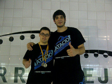 El conquense Francisco Pérez Molina consigue dos nuevos récords nacionales en el 'Open de Valencia de Natación Adaptada'