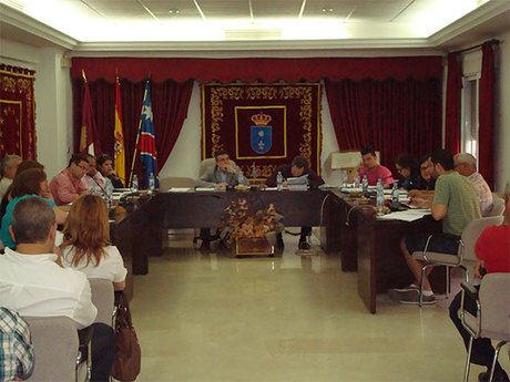 El pleno de Motilla del Palanca aprueba una moción para rechazar la supresión del partido Judicial de Motilla