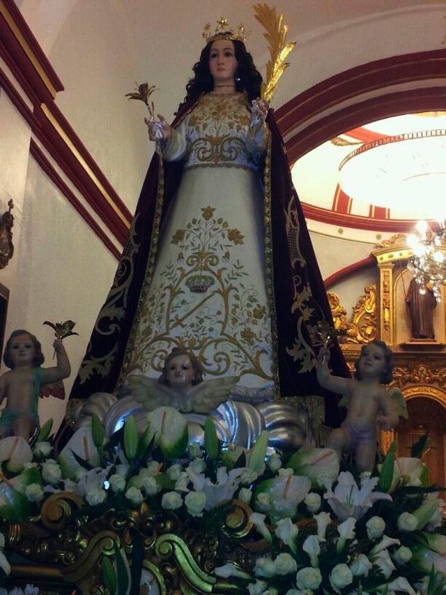 Comienzan las fiestas de Santa Quiteria 2012