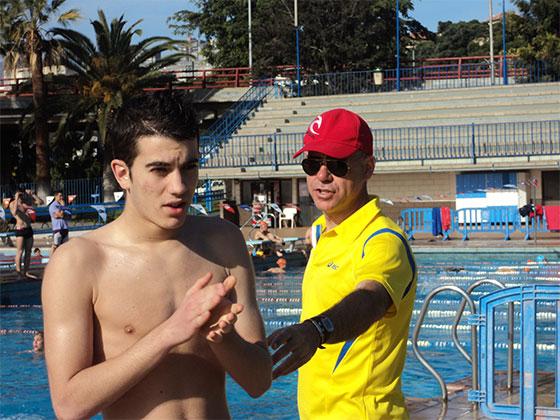 Alejandro Olivas y José Ángel Moreno seleccionados para el estudio de control y valoración de deportistas de la UCLM