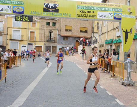 """Tercera del X circuito de carreras populares """"Diputación de Cuenca"""""""