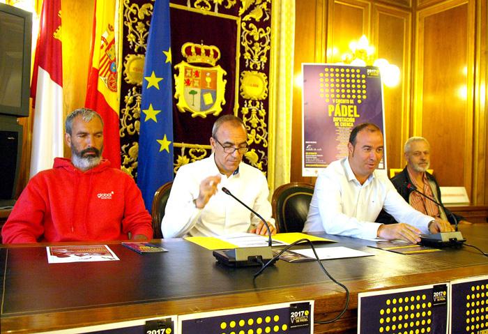El Circuito de Pádel Diputación de Cuenca afronta su quinta edición con dos nuevas sedes: Arcas y Cuenca Pádel Única