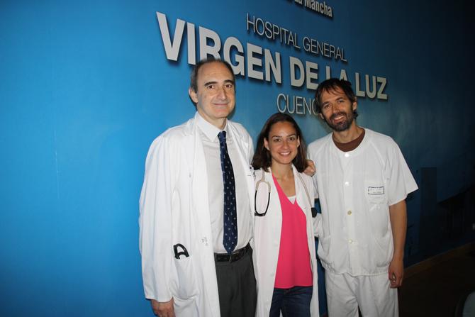 """Los profesionales del """"Virgen de la Luz"""", implicados en el manejo del Tromboembolismo Pulmonar (TEP)"""