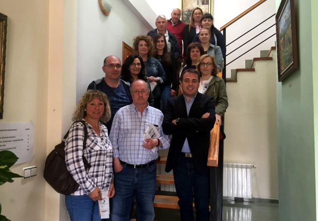 Junta y Ayuntamiento de Landete ponen en marcha un taller de empleo para la creación de microempresas de turismo