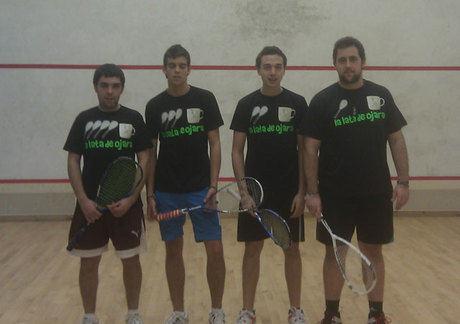 IV Campeonato de squash por equipos C.S.C