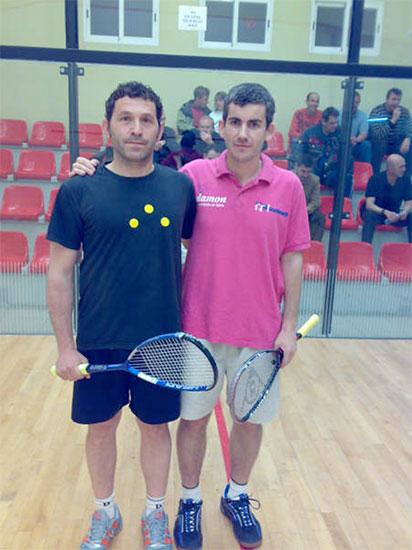 Arranca una nueva  edición de la Liga Provincial anual de squash