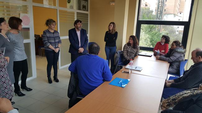 Doce personas se han beneficiado de las últimas jornadas de Proyecto Convive 'Aprende a convivir a través de la mediación y la formación en el ámbito de la vivienda'