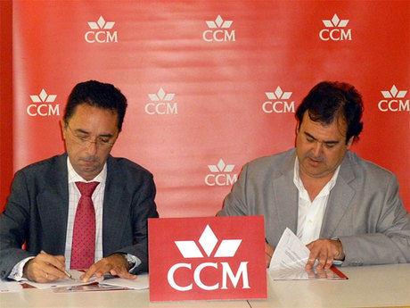 CCM vuelve a apostar por el Balonmano Ciudad Encantada