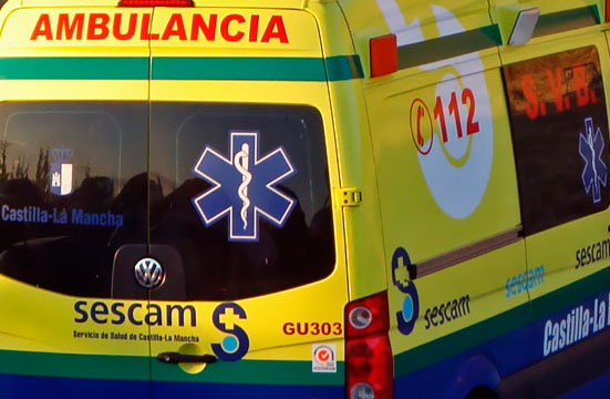 Muere un hombre que se precipitó al suelo mientras trabajaba en el Centro de Salud de Priego