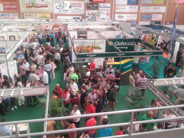 Más de 15.000  personas visitan FERAGA