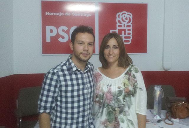 Óscar Cavadas, nuevo Secretario General de Juventudes Socialistas de Horcajo de Santiago