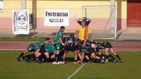 Merecida victoria del Club Rugby 'A Palos'