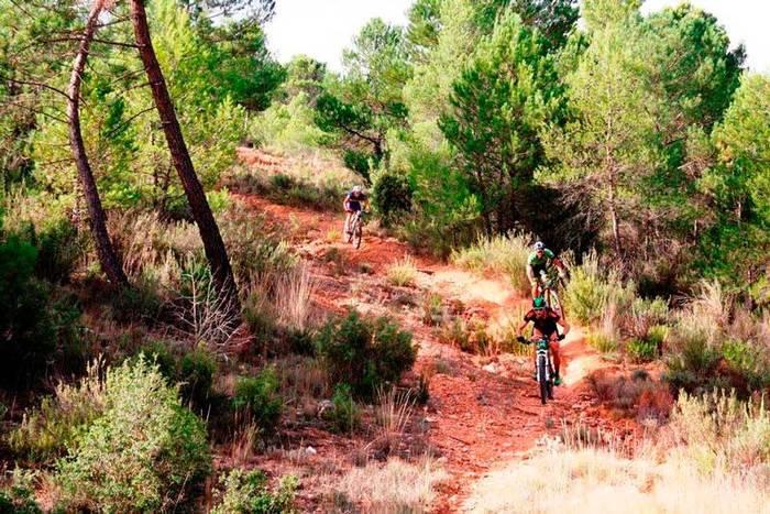 171 corredores en el clásica de Los Cabrios en la localidad de Gabaldón