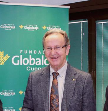 El conquense Carlos de la Sierra asume la presidencia de Globalcaja tras el fallecimiento de Olivares