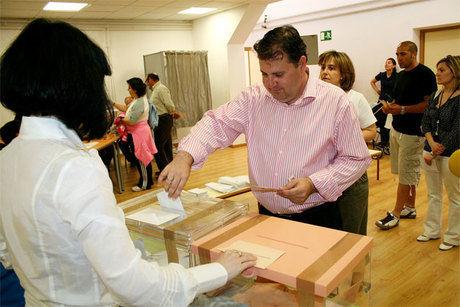 """Raúl Amores: """"Un ciudadano, un voto: un ciudadano, un deseo"""""""