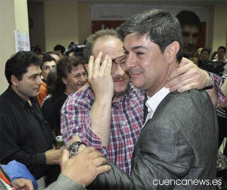 Juan Ávila  se convierte en el nuevo alcalde de Cuenca