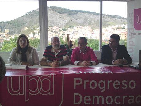 UPyD cierra la campaña ofreciéndose como un instrumento para el cambio