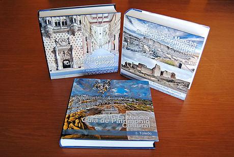 La nueva guía de patrimonio cultural de C-LM ofrece un exhaustivo recorrido por la riqueza histórica y cultural de la región