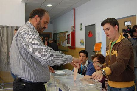 """Martínez Guijarro anima a los conquenses a la participación """"pensando lo que está en juego"""""""