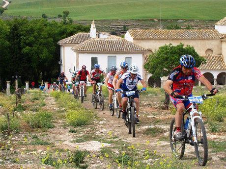 San Clemente acogió la sexta prueba del Circuito MTB Diputación Provincial de Cuenca