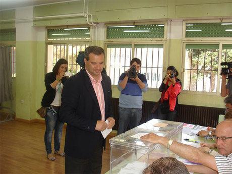 Pulido anima a los conquenses a ejercer libremente su derecho a voto
