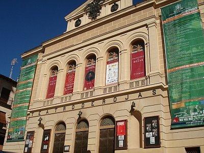 El teatro de Rojas de Toledo  acoge el acto institucional del día de la región