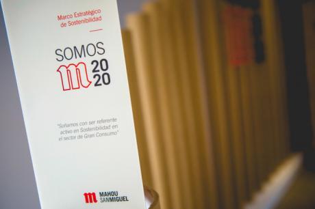 Mahou San Miguel refuerza su gestión sostenible en Beteta con Somos 2020