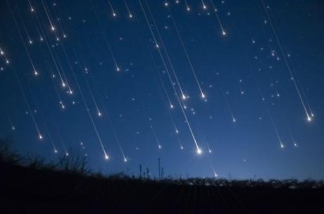 Lluvia de estrellas, las Perseidas alcanzarán su máxima actividad la noche del 12 al 13 de agosto.