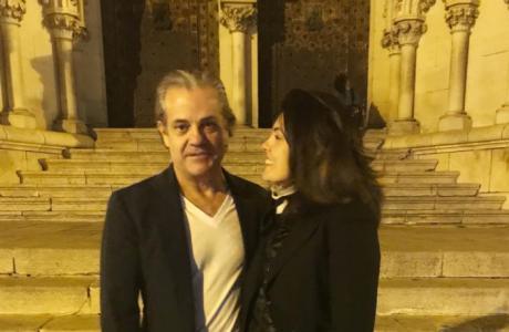 El Parador acogerá la boda de Marcos de Quinto, ex vicepresidente de Coca-Cola