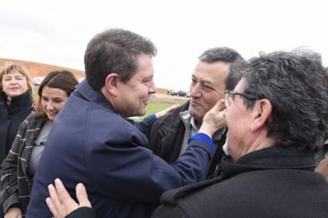 """García-Page lamenta que Cospedal quiera invertir ahora """"miles de millones"""" en armamento después de todos sus recortes sociales en la región"""