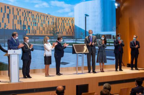 Los reyes inauguran en nuevo Hospital Universitario de Toledo