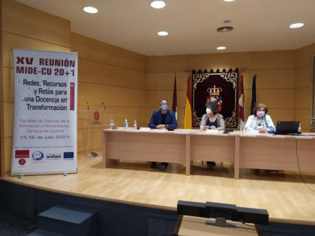 Setenta profesores de 32 universidades españolas analizan y reflexionan en la UCLM sobre la transformación en la docencia