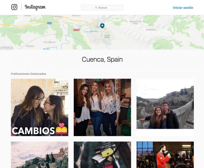Cuenca, punto de encuentro de la comunidad de Instagram de Castilla-La Mancha
