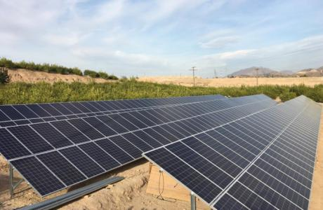 Iberdrola iniciará en breve la construcción de dos plantas fotovoltaicas en la provincia