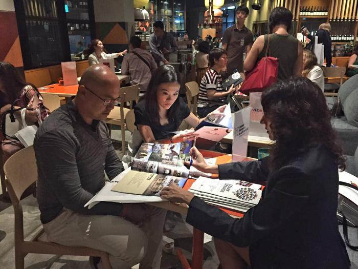 La promoción de Cuenca llega a los mercados Asiáticos