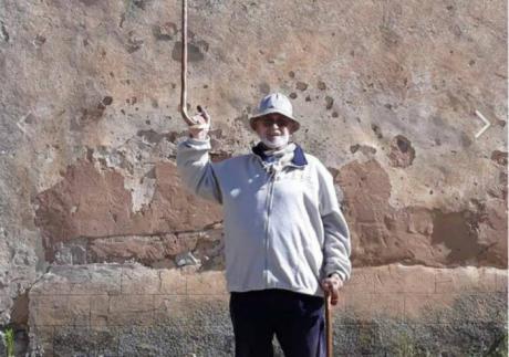 Buscan a un hombre de 87 años desparecido en Jábaga
