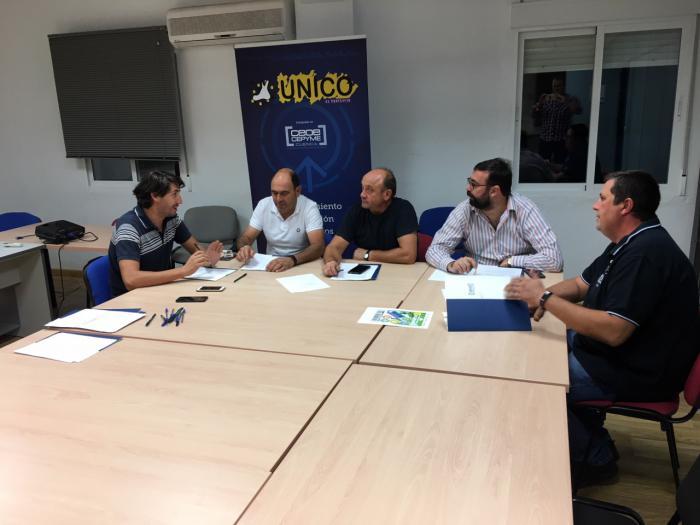 La Junta Directiva de UNICO comienza a preparar la Asamblea General de esta delegación empresarial