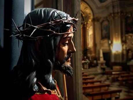 Nuestro Padre Jesús con la Caña celebra sus Cultos Cuaresmales hasta el 11 de marzo