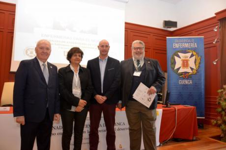 El Colegio de Enfermería liderará proyectos de cooperación internacional y potenciará el voluntariado entre las enfermeras conquenses