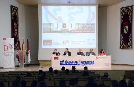 Más de 350 doctorandos exponen en el campus de Cuenca sus líneas de investigación