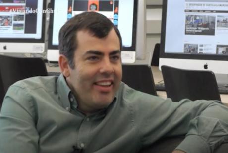 José María Herranz, decano de la Facultad de Comunicación
