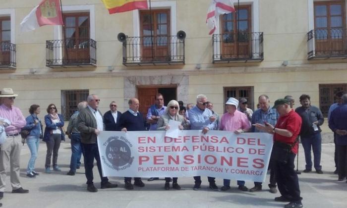 Pensionistas de Tarancón solicitan el apoyo del ayuntamiento