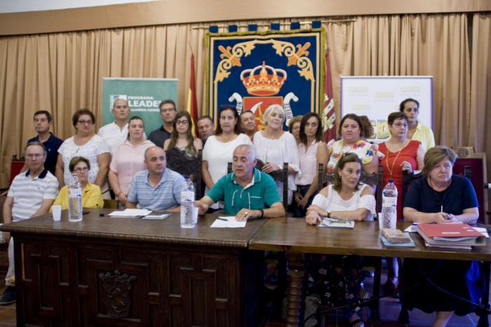 CEDER Alcarria Conquense celebra la última Junta Directiva de 2019