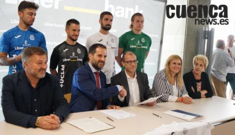 La Balompédica contara con el apoyo del Liberbank las próximas dos temporadas