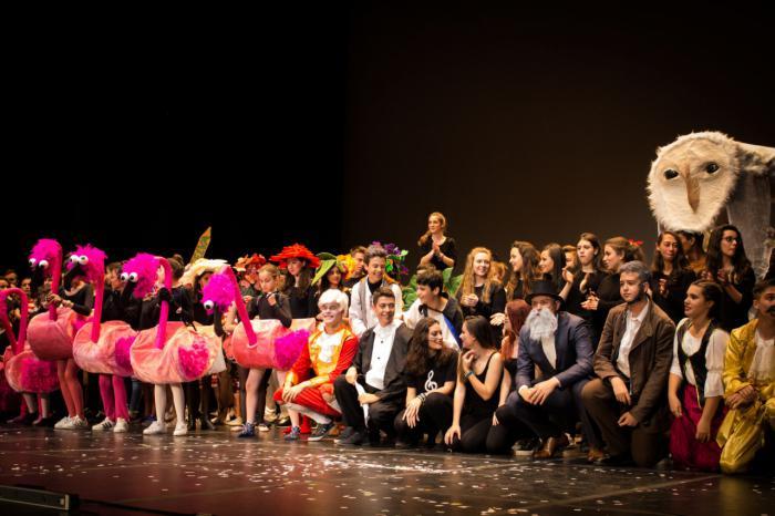 """Todo listo para ciclo de conciertos escolares """"Música en las Aulas"""" del I.E.S. Santiago Grisolía"""