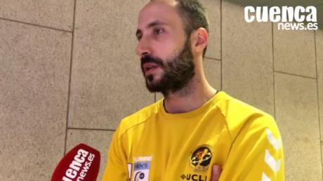 Copa del Rey | Leo Maciel analiza la victoria del Liberbank Cuenca sobre el Helvetia Anaitasuna por 21 a 26