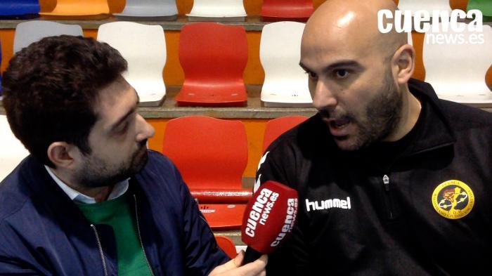 Previa | Lidio Jiménez valora el encuentro de EHF entre el Liberbank Cuenca y el TTH Holstebro