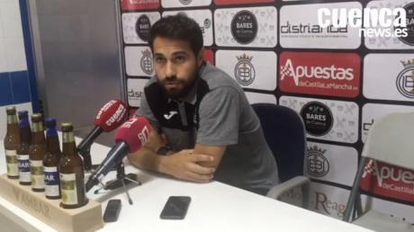 Sala de Prensa | Luis Ayllón - [U.B. Conquense 1 - 1 Ontinyent CF]