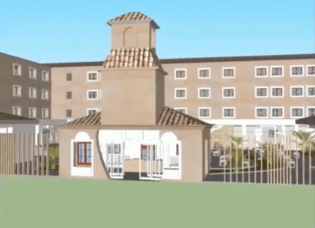 Luz Moya propone la creación de un centro multidisciplinar en Reyes Católicos