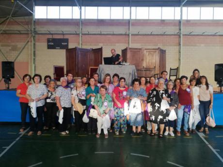 Multitudinario Macroencuentro de Mujeres en Huete